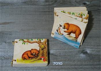 Holzbilderbücher