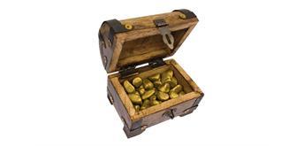 Holzspielerei Goldnuggets 200 Gramm