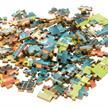 Holzspielerei Holz-Puzzle Ritterturnier | Bild 4