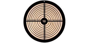 Holzspielerei Holz-Zielscheibe rund
