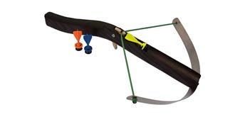 Holzspielerei - Piratenarmbrust schwarz