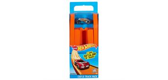 Hot Wheels Track Builder Gerade Rennbahn