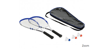 Hudora Badmintonset Speed HD- 55