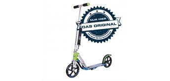 Hudora Big Wheel 205, grün-blau