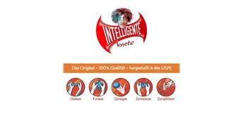 Intelligente Knete Black Magic - Limited Edition