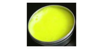 Intelligente Knete Kleine Dose Neon gelb