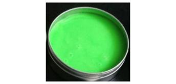 Intelligente Knete Kleine Dose Neon grün