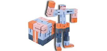 "IQ-Test ""Puzzle Boy"" blau, orange, hellblau"
