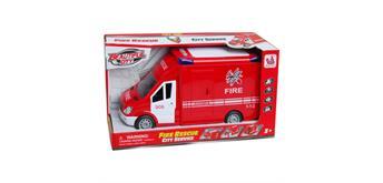 JinJia Toys 6683F - Feuerwehrwagen