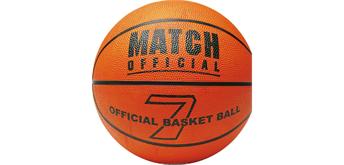 John - Basketball Match Gr. 7 aufgeblasen