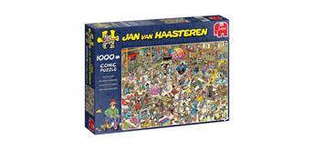 Jumbo van Haasteren - Puzzle Das Spielwarengeschäft