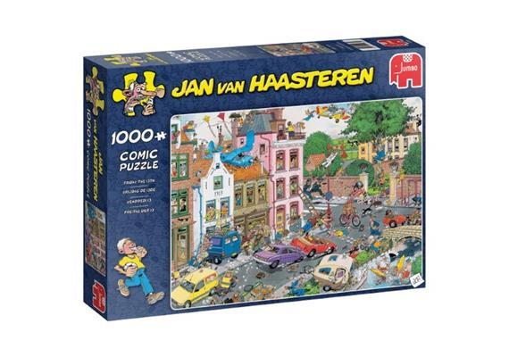 JUMBO VAN HAASTEREN Puzzle Freitag der 13.