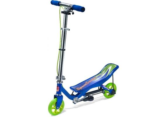 Junior Space Scooter blau