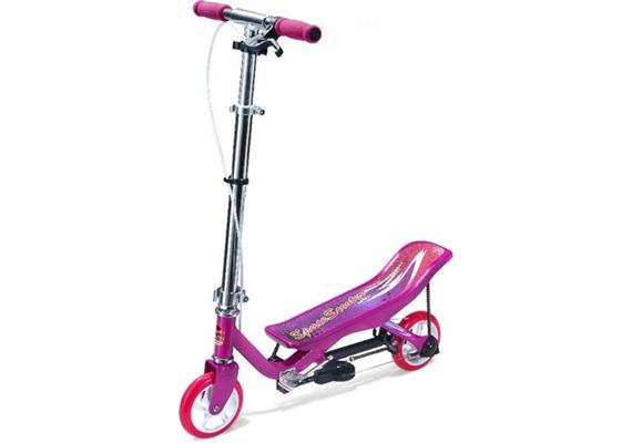 Junior Space Scooter pink