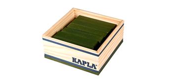 Kapla 40er Quadrat grün