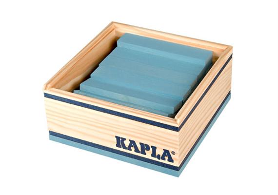 Kapla 40er Quadrat hellblau