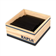 Kapla 40er Quadrat schwarz