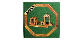 Kapla Buch 3 grün, Architektur ab 4 J.