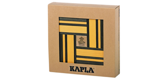Kapla Color olive-gelb mit Buch