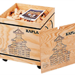 Kapla Kindergartenbox 1000 Stück mit Rädern und Deckel | Bild 2