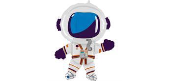 Karaloon - Folienballon Happy-Astronaut 91 cm