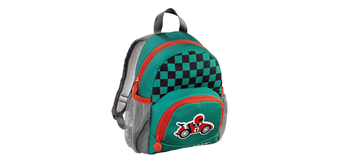 Kindergartenrucksack Little Dressy Little Racer