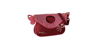 Kindergartentasche Alpbag Girls Cute Owle