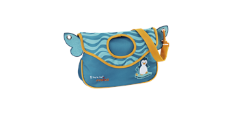 Kindergartentasche Alpbag Girls Little Penguin