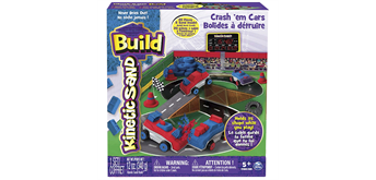 Kinetic BUILD Crash 'em Cars 340 g