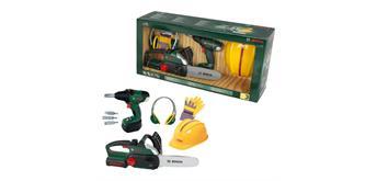 Klein Bauarbeiter Set Bosch