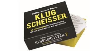 Klugscheisser 2 Black Edition - krasses Wissen