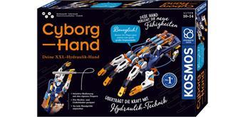 Kosmos 62084 - Cyborg Hand