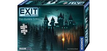Kosmos 68078 - EXIT - Das Spiel + Puzzle: Das dunkle Schloss