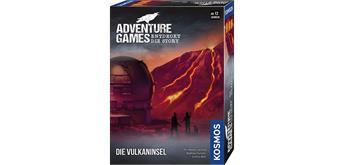 Kosmos Adventure Games 69316 - Die Vulkaninsel