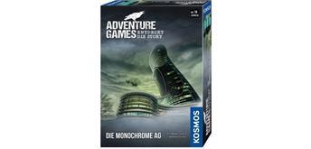 Kosmos Adventure Games - Die Monochrom AG