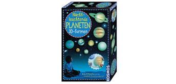 Kosmos Astronomie Nachtleuchtende Planeten