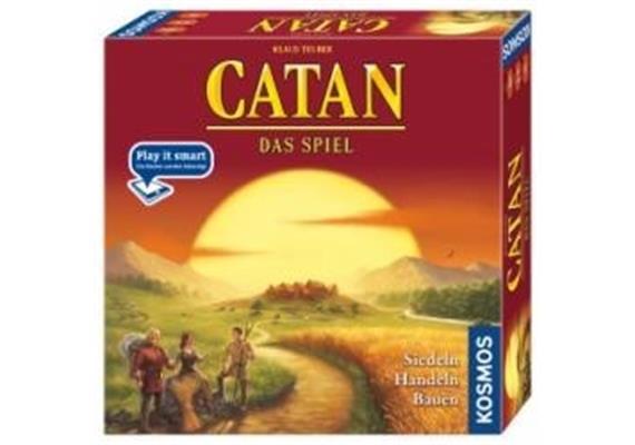 Kosmos Catan Das Spiel, d