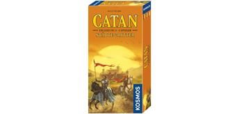 Kosmos Catan,Städte+Ritter, Ergänzung 5 - 6 Spieler