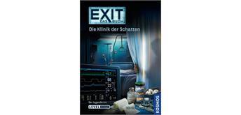 Kosmos Exit - Das Buch: Die Klinik der Schatten