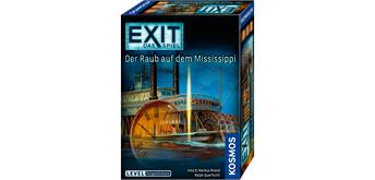 Kosmos Exit - Das Spiel: Der Raub auf dem Mississippi