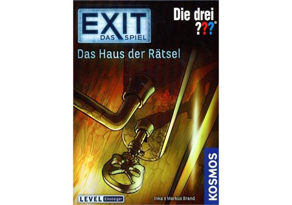 Kosmos EXIT - Das Spiel: Die drei??? - Das Haus der Rätsel