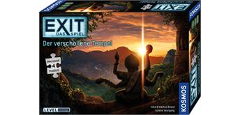 Kosmos Exit - Das Spiel + Puzzle: Der verschollene Tempel
