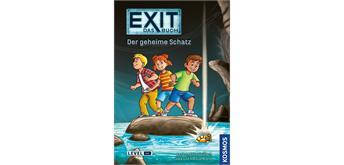 Kosmos Exit Kids - Das Buch - Der geheime Schatz