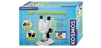 Kosmos Mikroskopie 3D Makroskop