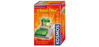 Kosmos Mitbringspiele Limo-Uhr Relaunch