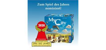 Kosmos Spiel 69148 - My City- Nominiert Spiel des Jahres 2020