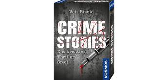 Kosmos Spiel 69522 - Crime Stories