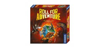 Kosmos Spiel Roll for Adventure