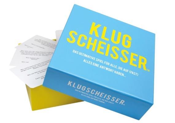 Kylskapspoesi - Klugscheisser Auf fast alles eine Antwort