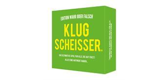 Kylskapspoesi - Klugscheisser - Wahr oder Falsch Edition